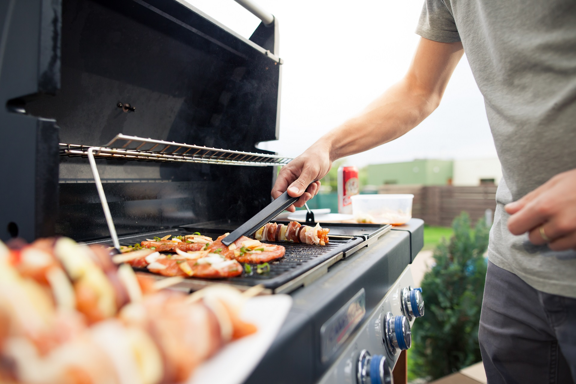 Best Outdoor Gas Griddle Grills Review in 2020 - Propane Flat Top Grills!