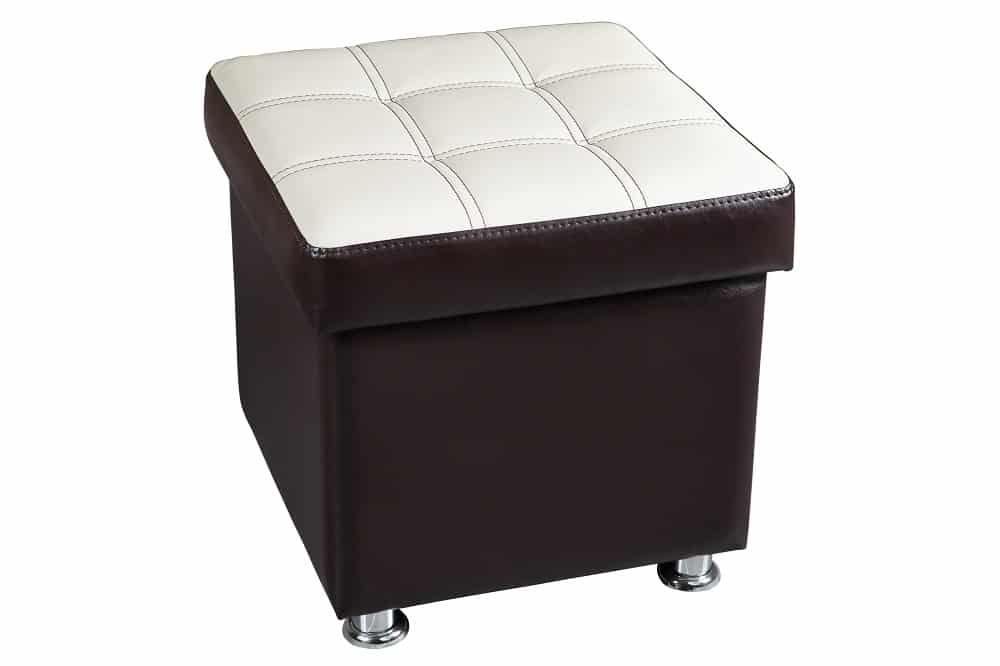 Awesome Square Storage Ottoman Best Top Rated On The Market In 2019 Squirreltailoven Fun Painted Chair Ideas Images Squirreltailovenorg