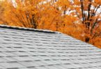 a well vented house roof