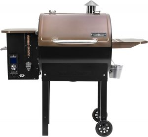 camp chef smoker pellet grill